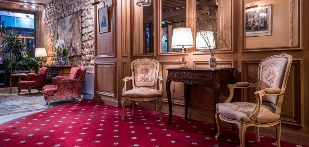 Grand Hotel De L Univers Official Site Boutique Hotel Paris