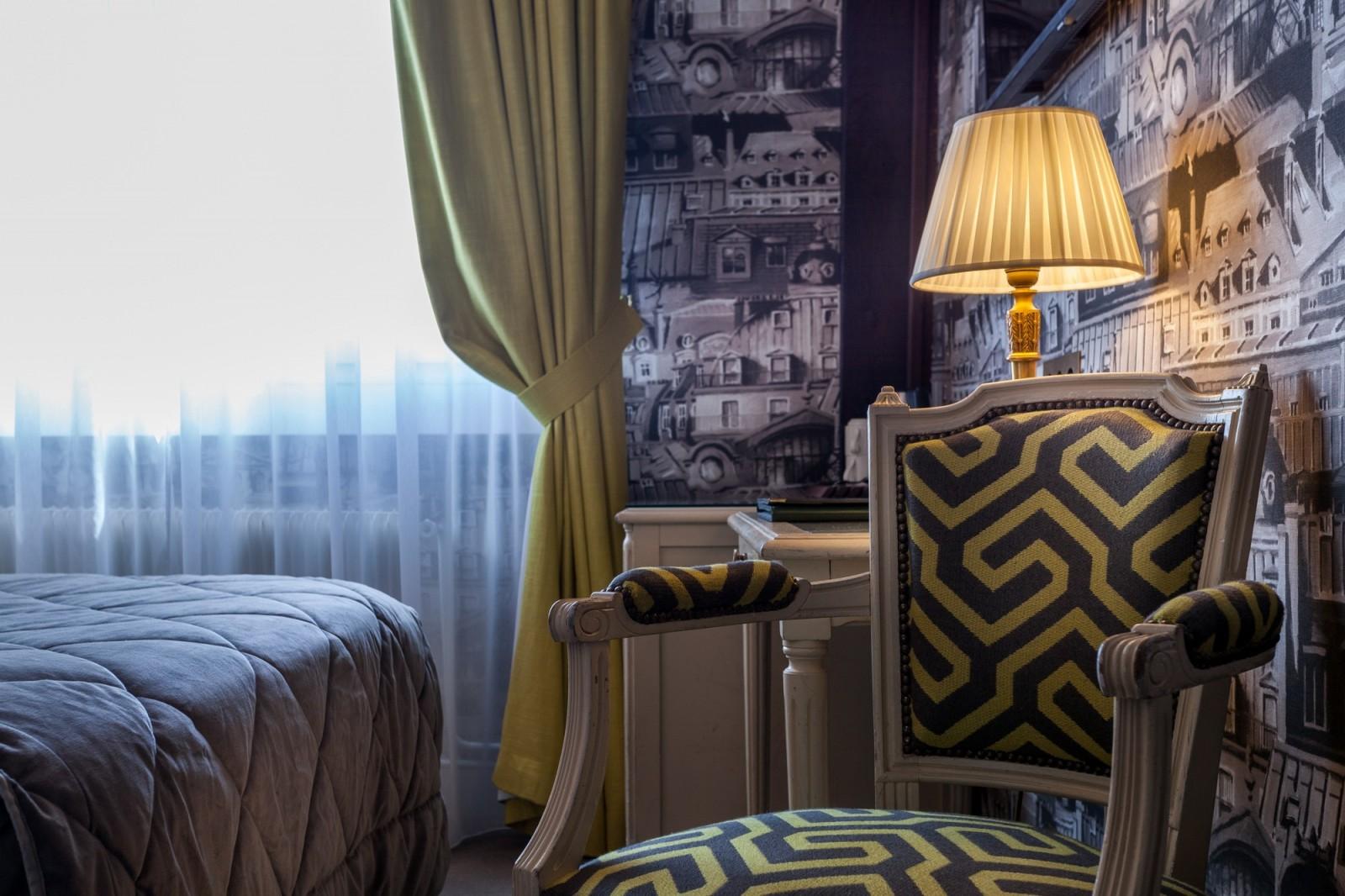 grand hotel de l 39 univers official site photos gallery. Black Bedroom Furniture Sets. Home Design Ideas
